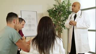 medical team meeting