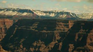 pan to grand canyon
