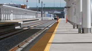 Track one at union station denver colorado