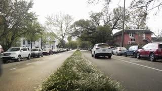 New Orleans La 3 11 17 Establishing Shot Esplanade Ave