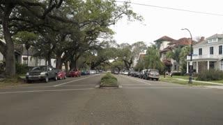 New Orleans La 3 11 17 Establishing Shot Of Esplanade Ave