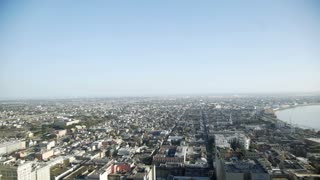 New Orleans La Circa Jan 20 2018 Rooftop View Of The Old French Quarter Section Of The City 4 K