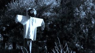 zombie ghost scarecrow 4k