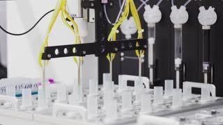 Chemical and biological laboratory for detection of deadly killer viruses