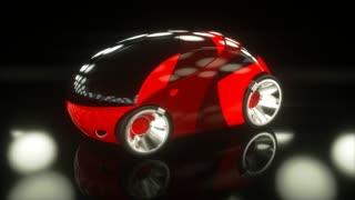Car design - 3D Animation