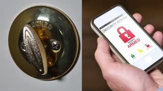 Unlock Smart Home Security System