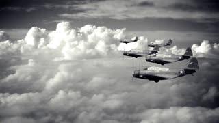 4K Vintage Fighter Planes 3925