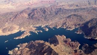Aerial Lake Mead