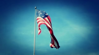 American Flag 13 Stars 2444