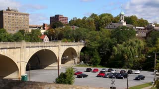 Bethlehem Pennsylvania Establishing Shot