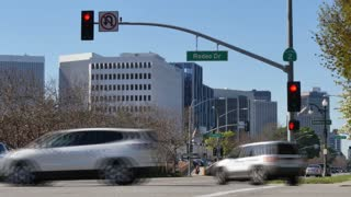 Beverly Hills Establishing Shot Timelapse