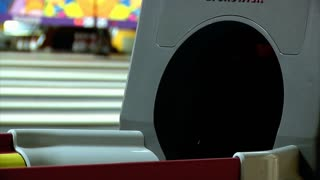 Bowling Ball Return Detail