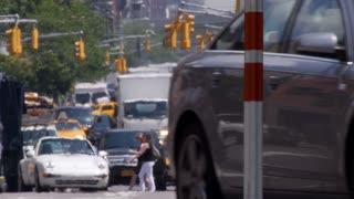 Chelsea Neighborhood People Traffic