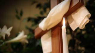 Church Candle 1557