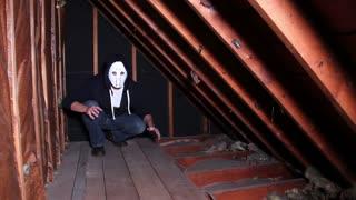 Crazy Masked Killer