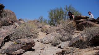Desert Hike 3664