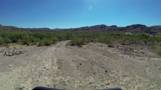 Desert Off Road POV 3702
