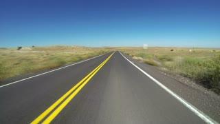 Desert Road Timelapse POV 3703