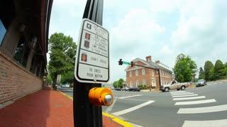 Dover, Delaware Crosswalk 2456