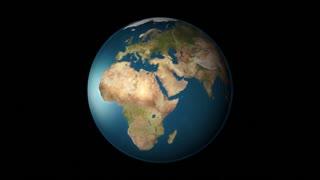 Earth Highlight 1263 - Afghanistan