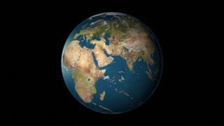 Earth Region 1250 - Ireland / England