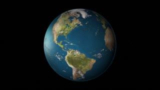 Earth Region 1261 - Alaska