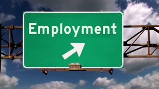 Employment Ahead Background
