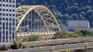 Fort Pitt Bridge and Tunnel