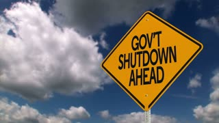 Government Shutdown Ahead 3632
