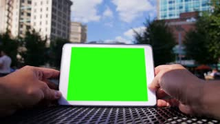 Green Screen Tablet PC 3620