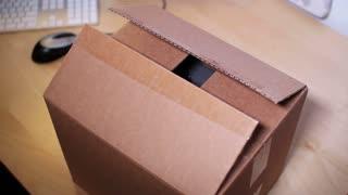 Hard Drive Shipment Box 2708