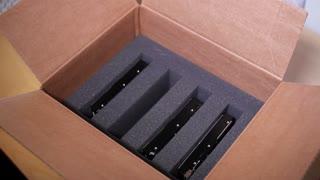 Hard Drive Shipment Box 2709