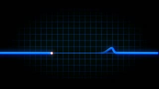 Healthy Heart EKG Background