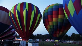 Hot Air Balloon 771