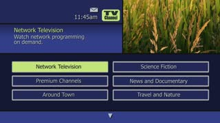 Interactive Television Guide 1731