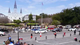 Jackson Square Street Performers 4072