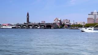 Jersey City Skyline