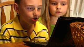 Kids with Laptop 893