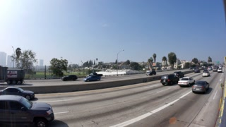 Los Angeles POV Traffic
