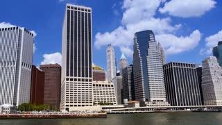 Lower Manhattan Timelapse