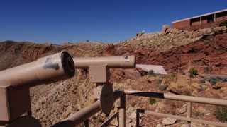 Meteor Crater Visitor 3694