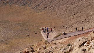 Meteor Crater Visitors 3692