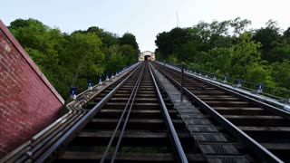 Monongahela Incline POV Time Lapse