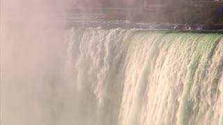 Crest of Niagara Falls