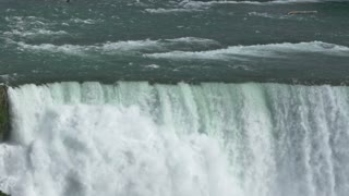 Niagara Falls in slow-motion. Shot at 96fps