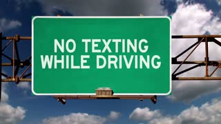 No Texting While Driving