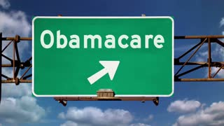 Obamacare Sign 3635