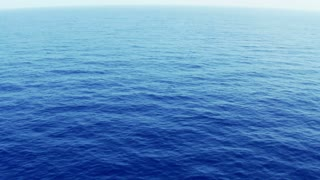 Ocean Horizon Empty Day Background