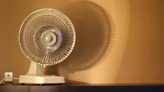 Oscillating Fan Background