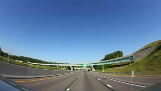 Pennsylvania Driving POV